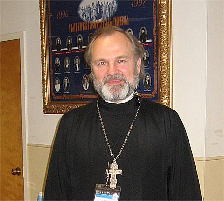 Протоиерей Виктор Добров: Второе письмо к Архиепископу Софронию